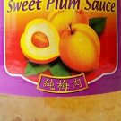 SWEET PLUM SAUCE 4x26 oz. bottles NO Artificial Colors or Preservatives / NO MSG