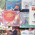 LOT 14 CHILDREN'S BOOKS Fiction Stories Poems 13 HC + 1 SC Grade 1 2 3 GD to LN!