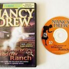NANCY DREW : The Secret of Shadow Ranch Classic Mystery Edition PC Game LkNEW