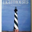 AMERICAN LIGHTHOUSES A Pictorial History by CARAVAN Courage Books HC w/ Jacket