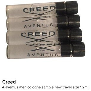 Creed Aventus ,Men Cologne Sample New (4)