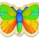 Wooden Buttrfly puzzle ages 2+ OUT OF STOCK