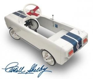 1965 Shelby GT-350 Pedal Car