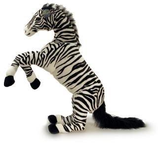 """Jumping Zebra w/ Sound (42"""")"""