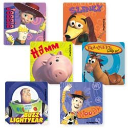 """Smilemakers.com Stickers """"Toy Story 2"""""""