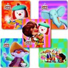 Smilemakers.com Stickers Jo Jo's Circus