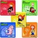 Smilemakers.com Stickers Kim Possible
