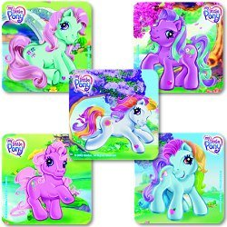 Smilemakers.com Stickers My Little Pony