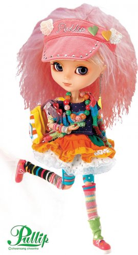 """Pullip """"Papin""""  Visit doll-collectible.com"""