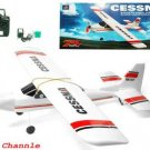 4 Channel R/C Cessna 747 Airplane
