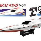 R/C High Wind Fast racing boat