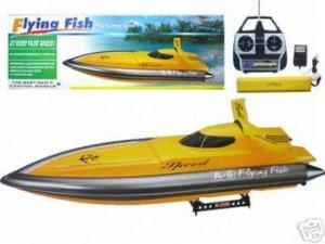 "R/C Speed Racing Boat 41"""