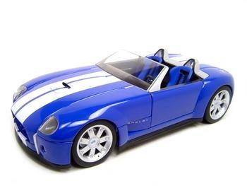 Shelby Cobra Concept 1:18 diecast