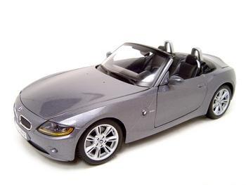 BMW Z4 Convertible 1:18 diecast