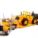 Kenworth W900 construction Trailer Truck 1:32 diecast