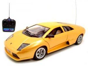 R/C Lamborghini Murcielago 1/10 scale :  Doors open w/remote