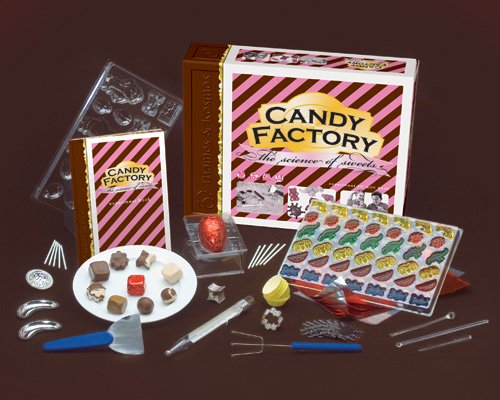 Candy Factory   Ages 10-99  Visit: ThamesandKosmos.com