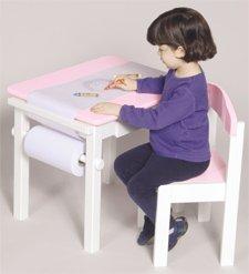 Guidecraft Little Artist worktable