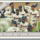 2015 Topps Heritage 326 Atlanta Braves