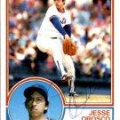 1983 Topps 369 Jesse Orosco