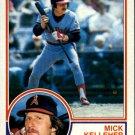 1983 Topps 79 Mick Kelleher