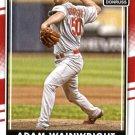 2016 Donruss 133 Adam Wainwright