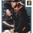 2016 Donruss '82 23 Madison Bumgarner