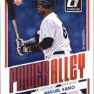 2016 Donruss Power Alley 5 Miguel Sano
