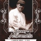 2016 Leaf Babe Ruth Collection Career Achievements CA3 Babe Ruth