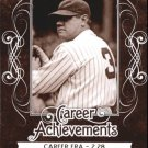 2016 Leaf Babe Ruth Collection Career Achievements CA4 Babe Ruth