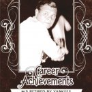 2016 Leaf Babe Ruth Collection Career Achievements CA9 Babe Ruth