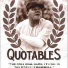 2016 Leaf Babe Ruth Collection Quotables Q1 Babe Ruth