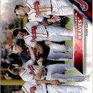 2016 Topps 248 Atlanta Braves
