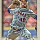 2016 Topps Gypsy Queen 153 Jacob deGrom