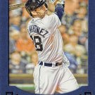 2016 Topps Gypsy Queen Framed Blue #45 J.D. Martinez