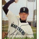 2016 Topps Heritage 115 Hisashi Iwakuma