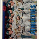 2016 Topps Heritage 353 Oakland Athletics