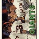 2016 Topps Heritage 370 San Francisco Giants