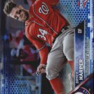 2016 Topps Opening Day Blue Foil OD-200 Bryce Harper