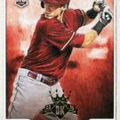2015 Diamond Kings 162B Jake Lamb SP/Bat Back