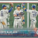 2015 Topps 13 Toronto Blue Jays