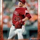2015 Topps 195 Garrett Richards
