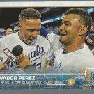 2015 Topps 210 Salvador Perez BH