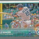 2015 Topps 332 Kyle Seager