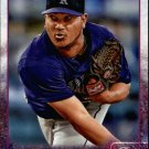 2015 Topps 366 Jhoulys Chacin
