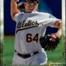 2015 Topps 554 A.J. Griffin