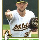 2015 Topps Archives 112 Jesse Hahn