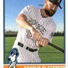 2015 Topps Archives 131 Charlie Blackmon