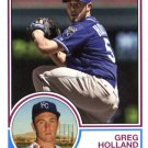 2015 Topps Archives 233 Greg Holland