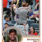 2015 Topps Archives 239 Brandon Belt